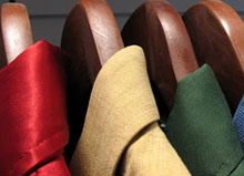 Dry Cleaned Color Shirts